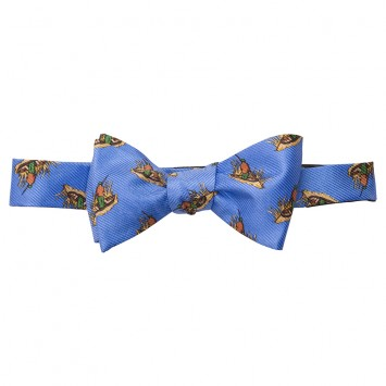 Wm. Lamb & Son - Duck Boat Bow - Blue